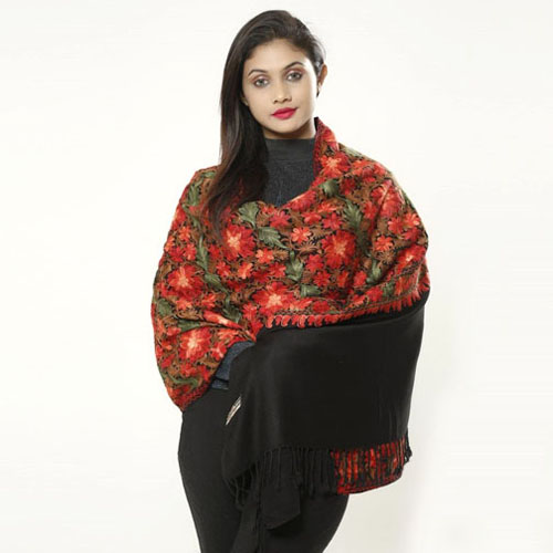 Deshi Amazon - Unique Best Winter Warm Kashmiri Shawl