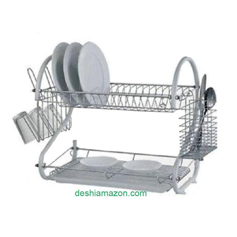 2 Layer Dish Drainer